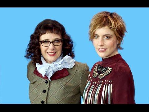 "Rebecca Miller and Greta Gerwig on ""Maggie's Plan"""