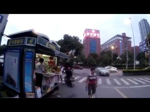 Buy discount movie theater tickets and city map in Chinese kiosks