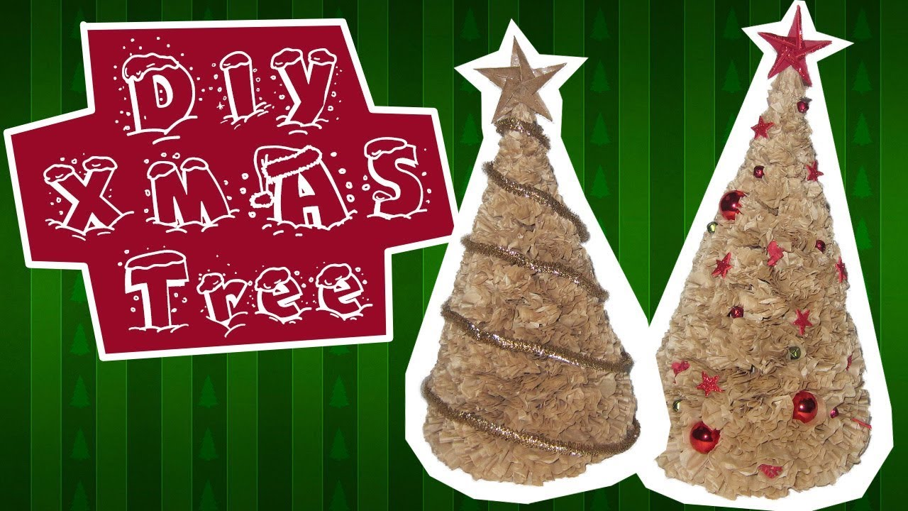 christmas crafts to make diy tree crafts for home 28773