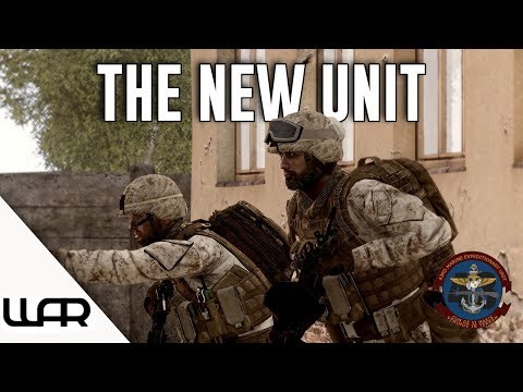 THE NEW UNIT - MILSIM (Arma 3) - 43rd Marine Expeditionary Unit - Episode 1