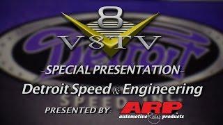 Detroit Speed Shows New 3rd Gen Camaro and Firebird Suspension at SEMA 2015 Video V8TV