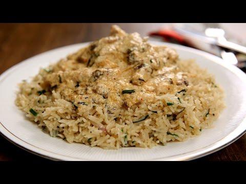 Chicken Stroganoff | Russian Cuisine | Nick Saraf's Foodlog