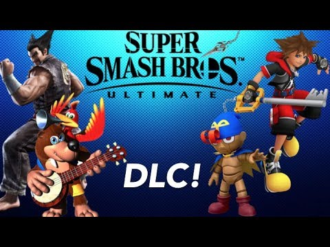 Super Smash Bros Ultimate Dlc Predictions Youtube