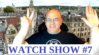 Show #7 – INTRO and LINK – The Passionate Friar on YouTube – 2021/06/13 Resimi