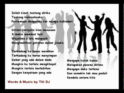 Titi DJ - Keresahanku