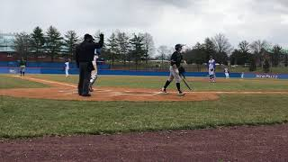 SUNY New Paltz Baseball Highlights vs the College at Brockport