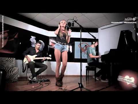 Alexandra Stan - Bittersweet (LIVE) HD 720p