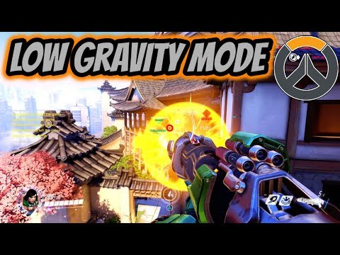 Overwatch | Low Gravity Mode