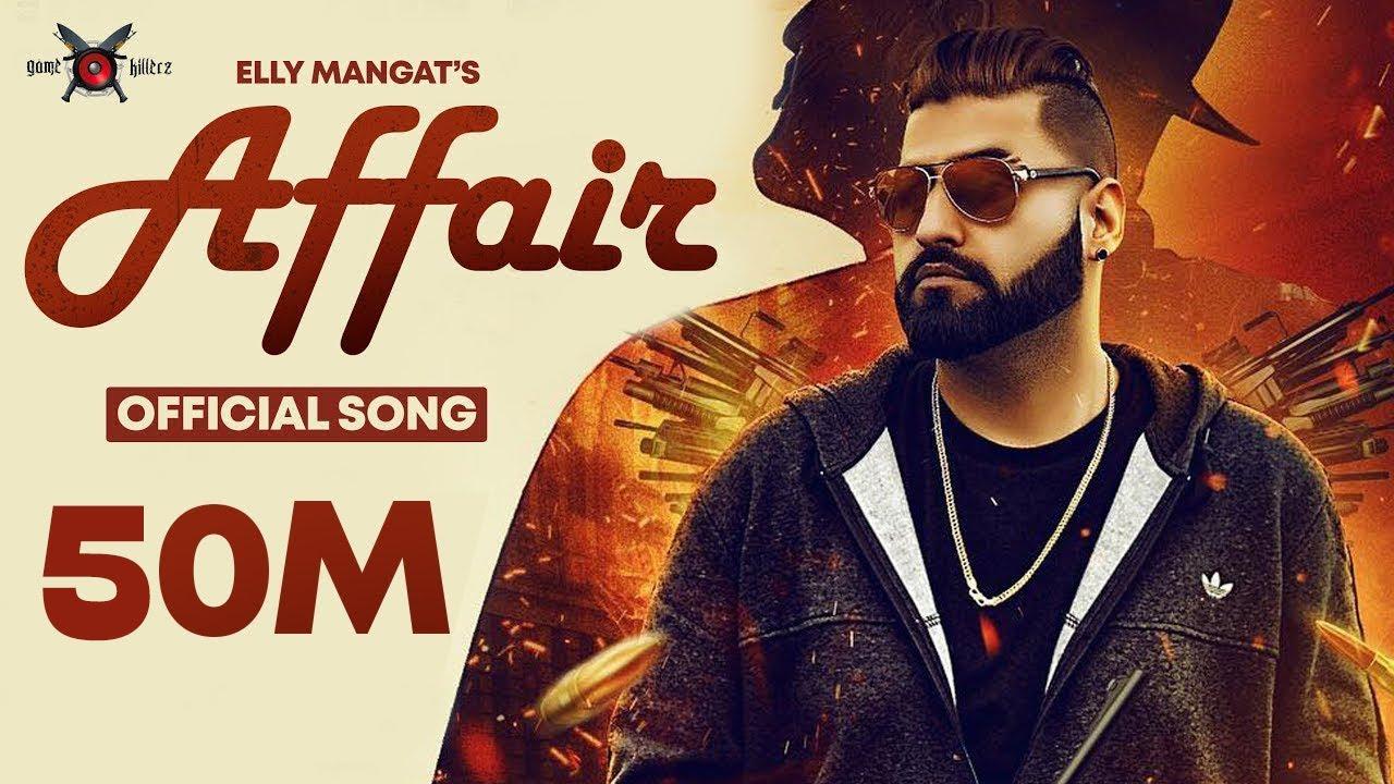 Download Affair - Elly Mangat ft. Mc JD | Deep Jandu | PB 26 | Official Music Video