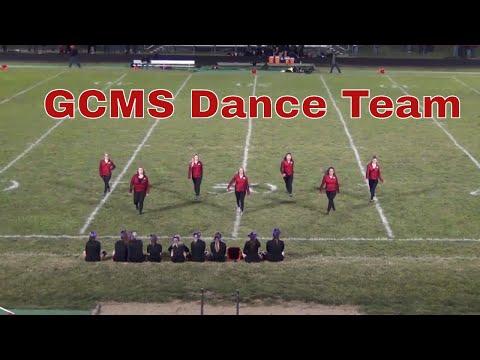 GCMS High School Dance Team 2017
