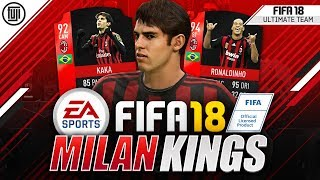 MILAN KINGS! 92 KAKA! *IN SHOCK* - FIFA 18 Ultimate Team