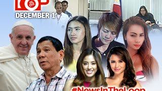 In the Loop: Dismayado kay Duterte; Yassi