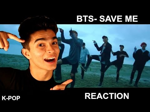 BTS   Save Me [OFFICIAL MUSIC VIDEO] Reaction