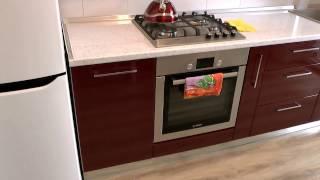 видео Мебель для кухни на заказ в Крыму