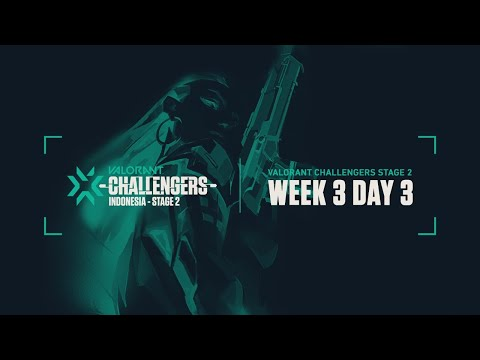 VALORANT Esports Indonesia - 2021 VCT Stage 2 - Challengers