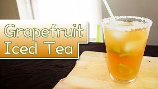 Grapefruit Iced Tea [zonder Alcohol]