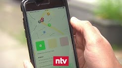 App warnt vor Menschenansammlungen | ntv