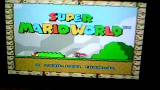 PSP on SNES emulator. OFW 6.20. Using Patapon 2 Demo savegame exploit. Old exploit, no download