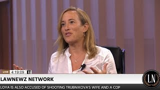 Julie Rendelman Talks Adrian Loya Trial on LawNewz Network