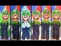 Super Mario Odyssey - Luigi's Balloon World (All Kingdoms)
