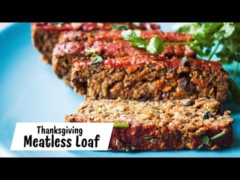 "VEGAN JUICY ""MEATLOAF"" 