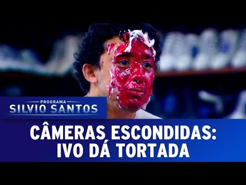 Ivo dá tortada  | Câmeras Escondidas (14/05/17)
