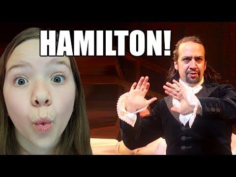 HAMILTON! Should Kids watch the Hamilton Broadway musical?   Babyteeth More!
