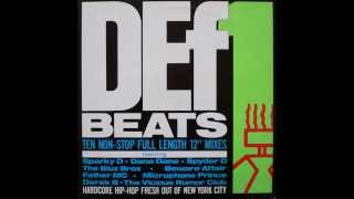 Beware Affair - Def Beat (1987 Powerplay Productions)