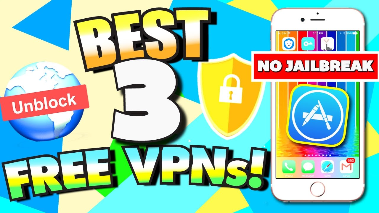 best free vpn app for iphone