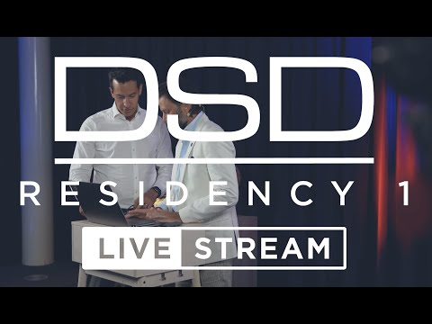 Why join the latest DSD Residency 1 Livestream?