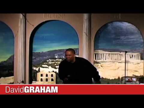 David Graham Americas Clean Comedian  Comedians