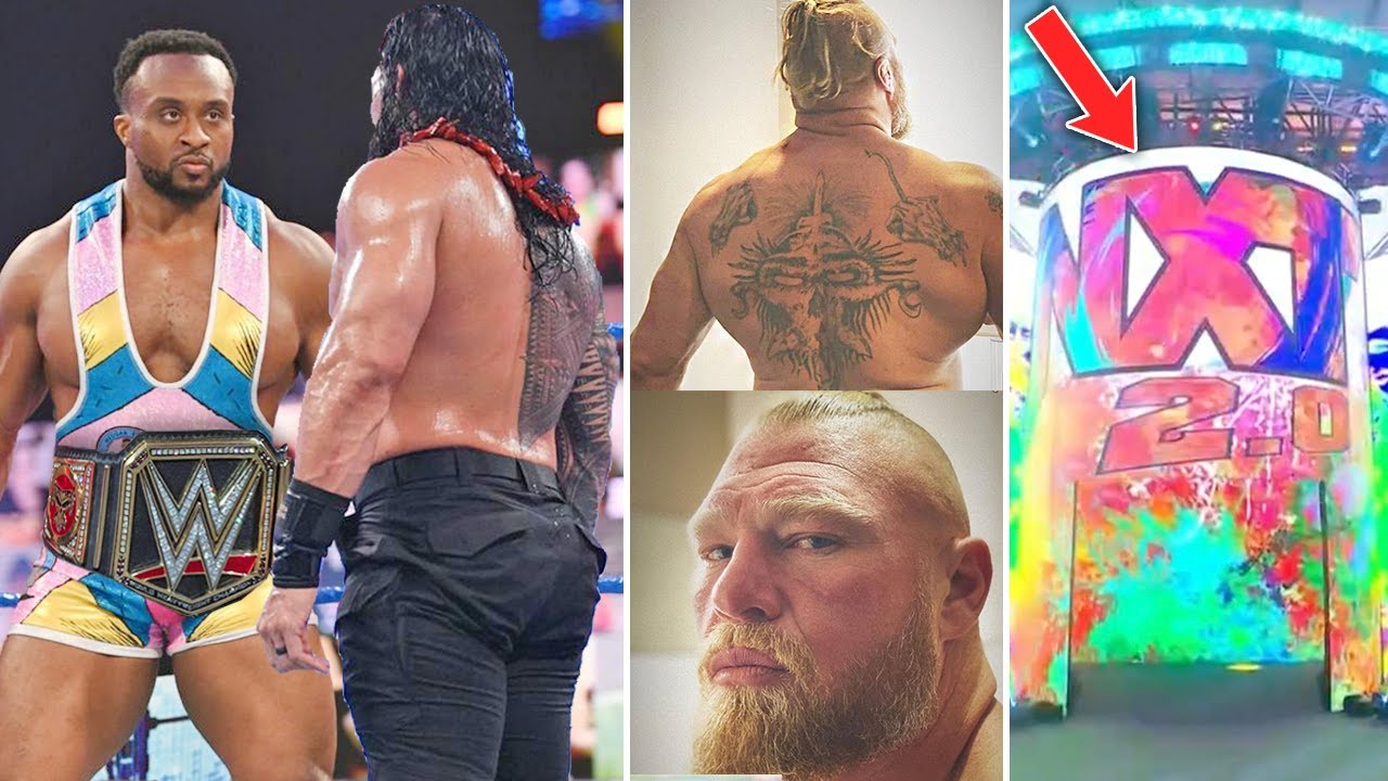 Huge Roman Reigns Match Planned Against Big E...Brock Lesnar Viral, New NXT 2.0 Revealed, Raw Rating