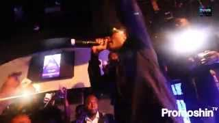 WIZKID PERFORMS IN MY BED/ON TOP YOUR MATTER (#AUR