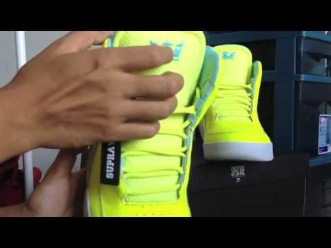 9cf5299451d Spectre Chimera By Supra Highlighter Lil Wayne (on feet) - YouTube