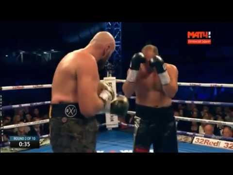 Tyson fury  vs Francesco Pianeta Highlights