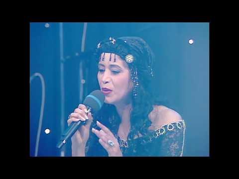 Im Nin'Alu - Ofra Haza on the Dan Shilon Show
