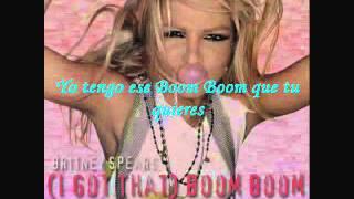 Britney Spears Feat. Ying Yang Twins - (I Got That) Boom Boom [Subtitulada en Español]