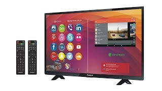 smart tv Pushbrite Full HD wifi Smart LED TV (2 Remotes)-smart tv features