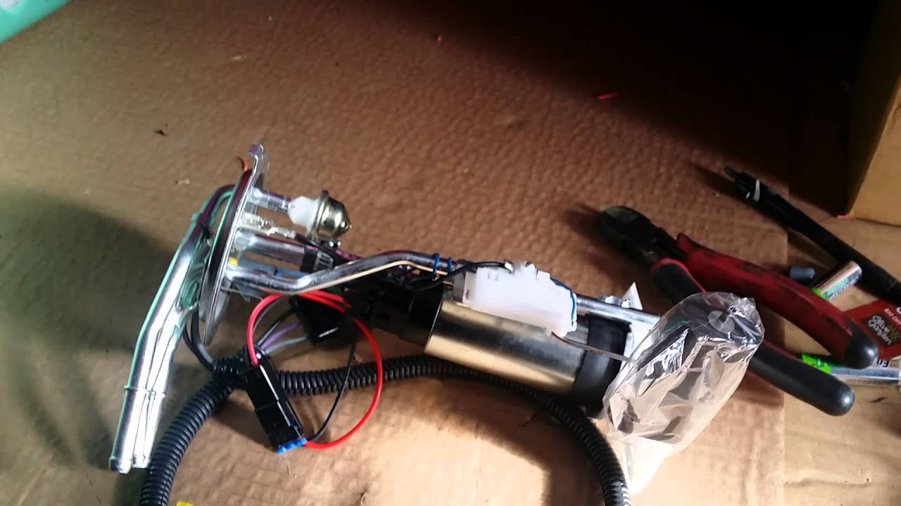 maxresdefault how to swap*** lsx engine swap fuel pump and sending unit efi g  at gsmx.co