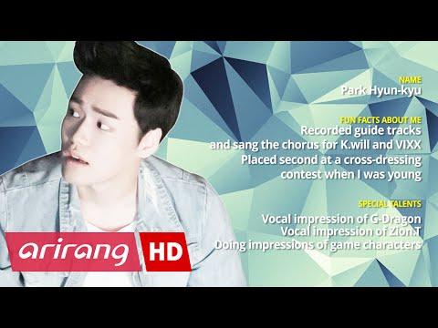 Pops in Seoul _ VROMANCE(브로맨스) _ Park Hyun-kyu(박현규) _ Profile