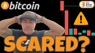 BTC DIP OVER?? THIS NEXT BITCOIN MOVE CAN BE  SCARY SO WATCH THESE CHARTS NOW!!