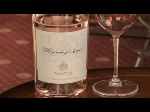 Caves d'Esclans, Whispering Angel Provence Rosé, wine review