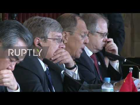 Brazil: Lavrov warns against arms race in space