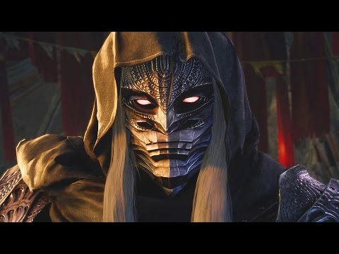 Final Fantasy 15 Episode Gladiolus: Gilgamesh Boss Fight (1080p)