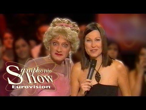 """Marie-Thérèse invitée du """"Symphonic Show"""" spécial Eurovision (France 3) [2004]"""