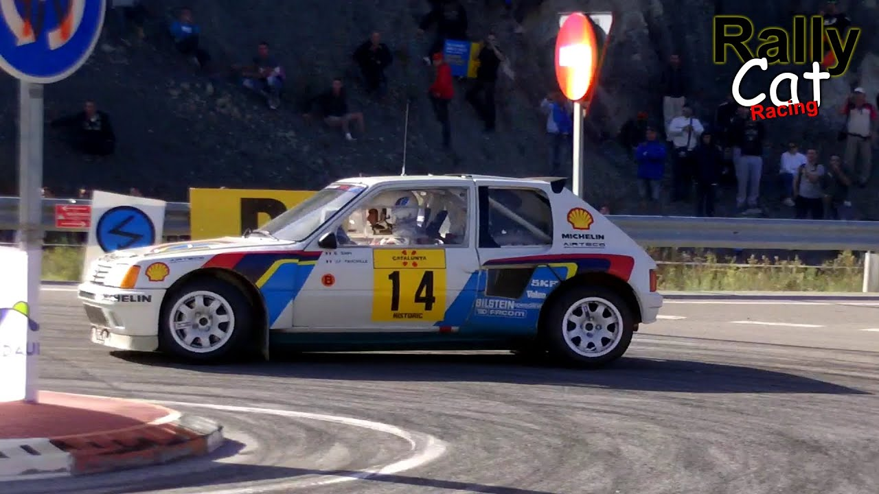 Wrc Rallyracc Catalunya 2014 Historic Rally Cars Group B