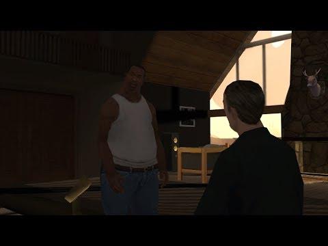 GTA San Andreas - Fat CJ - Mission #67 - Interdiction (1080p)