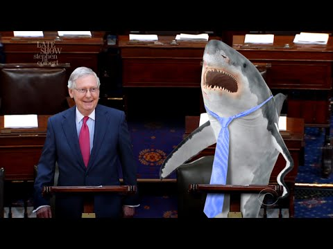 Thumbnail: McConnell Vs. Shark: A Race To Pass Healthcare