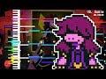 【MIDI DL】VS. Susie | DELTARUNE | Sega Genesis / Mega Drive REMIX | MIDI Remaster