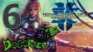 Starcraft 2 - Нова: Незримая Война | Эпицентр | Часть 6 (Нова: Секретная Операция)